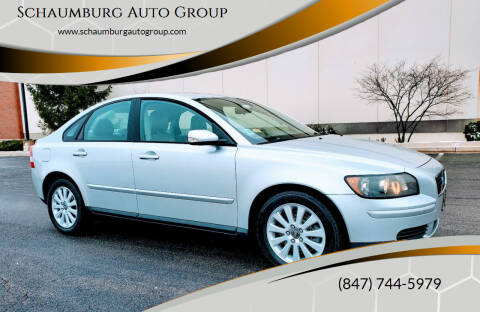 2005 Volvo S40 for sale at Schaumburg Auto Group in Schaumburg IL