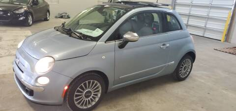 2013 FIAT 500 for sale at Klika Auto Direct LLC in Olathe KS