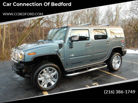 2007 HUMMER H2 for sale at Car Connection of Bedford in Bedford OH