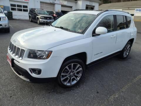 2015 Jeep Compass for sale at Driven Motors in Staunton VA