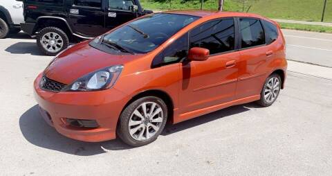 2012 Honda Fit for sale at North Knox Auto LLC in Knoxville TN