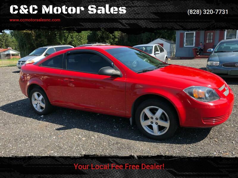 2010 Chevrolet Cobalt for sale at C&C Motor Sales LLC in Hudson NC