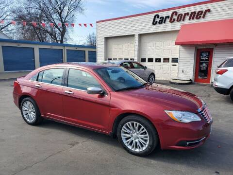 2013 Chrysler 200 for sale at Car Corner in Mexico MO
