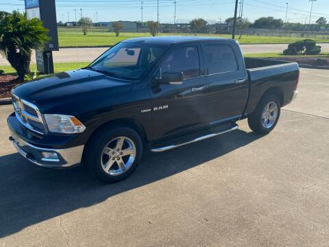 2010 Dodge Ram Pickup 1500 for sale at M A Affordable Motors in Baytown TX