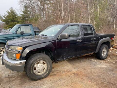 2006 Chevrolet Colorado for sale at Auto Wholesalers Of Hooksett in Hooksett NH