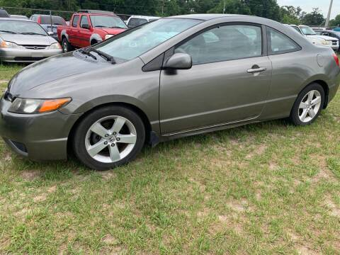 2008 Honda Civic for sale at Popular Imports Auto Sales in Gainesville FL