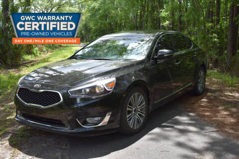 2016 Kia Cadenza for sale at All About Price in Bunnell FL