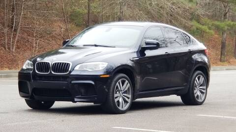 2013 BMW X6 M for sale at United Auto Gallery in Suwanee GA