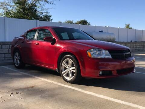 2011 Dodge Avenger for sale at Speedway Auto Sales in O'Fallon MO