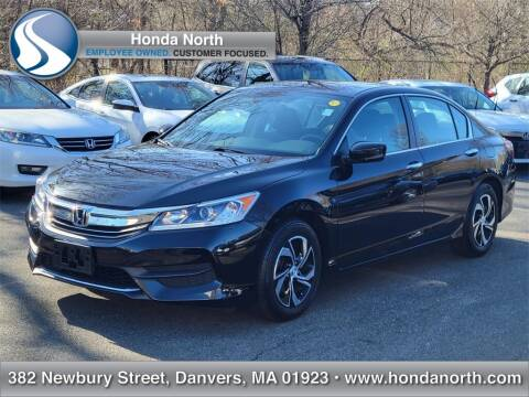 2017 Honda Accord for sale at 1 North Preowned in Danvers MA