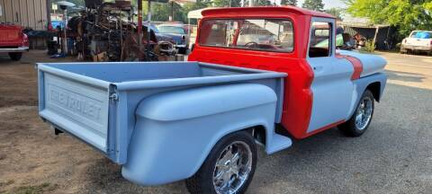 1962 Chevrolet C/K 10 Series for sale at COLLECTABLE-CARS LLC in Nacogdoches TX