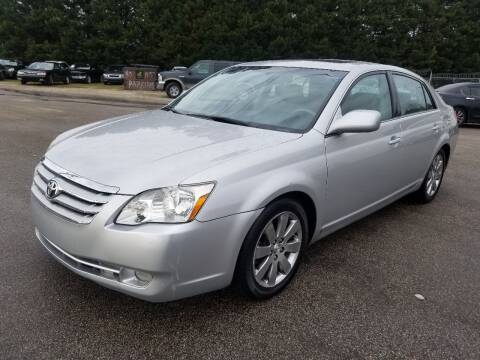 2006 Toyota Avalon for sale at Pinnacle Acceptance Corp. in Franklinton NC