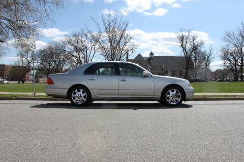 2003 Lexus LS 430 for sale at Lexington Auto Club in Clifton NJ