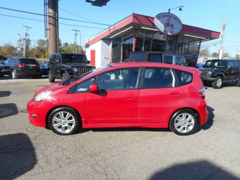 2009 Honda Fit for sale at The Carriage Company in Lancaster OH