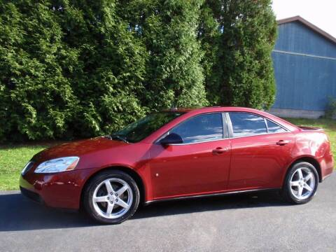 2009 Pontiac G6 for sale at CARS II in Brookfield OH