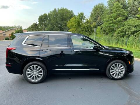 2021 Cadillac XT6 for sale at CarCo Direct in Cleveland OH