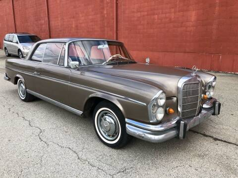 1964 Mercedes-Benz S-Class for sale at ELIZABETH AUTO SALES in Elizabeth PA