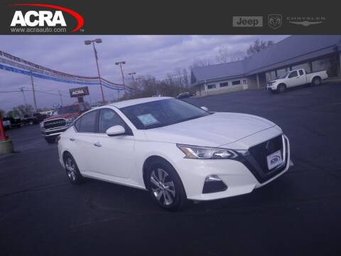 2019 Nissan Altima for sale at BuyRight Auto in Greensburg IN
