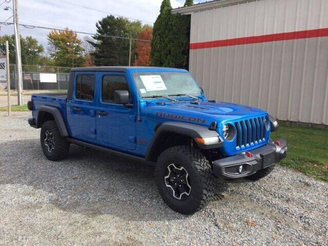 2021 Jeep Gladiator for sale in Neillsville, WI