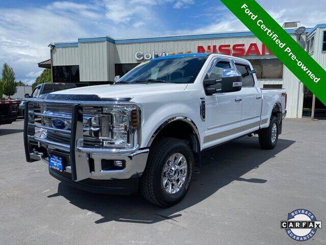 2019 Ford F-250 Super Duty for sale in Mcminnville, OR