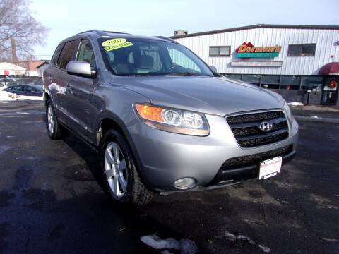 2007 Hyundai Santa Fe for sale at Dorman's Auto Center inc. in Pawtucket RI