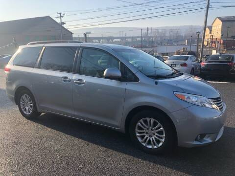 2011 Toyota Sienna for sale at YASSE'S AUTO SALES in Steelton PA