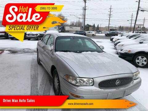 2002 Buick LeSabre for sale at Drive Max Auto Sales in Warren MI
