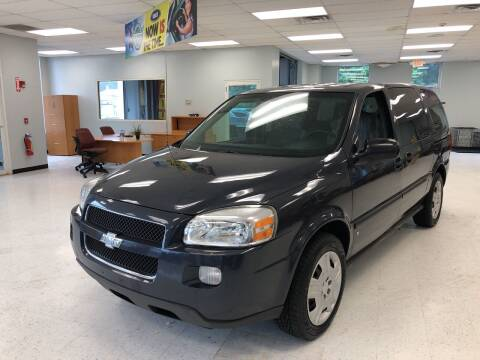 2008 Chevrolet Uplander for sale at Grace Quality Cars in Phillipston MA