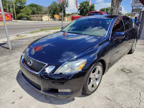 2006 Lexus GS 430 for sale at Advance Import in Tampa FL