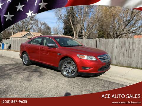 2011 Ford Taurus for sale at Ace Auto Sales in Boise ID