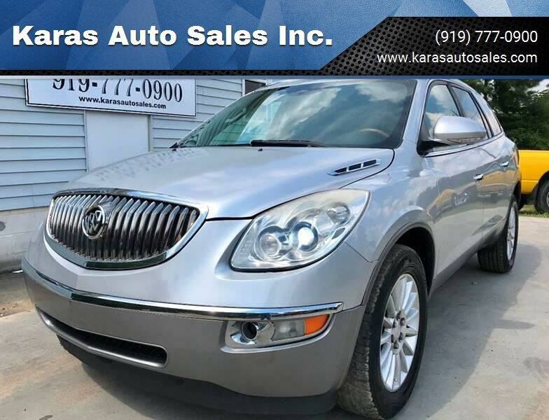 2010 Buick Enclave for sale at Karas Auto Sales Inc. in Sanford NC