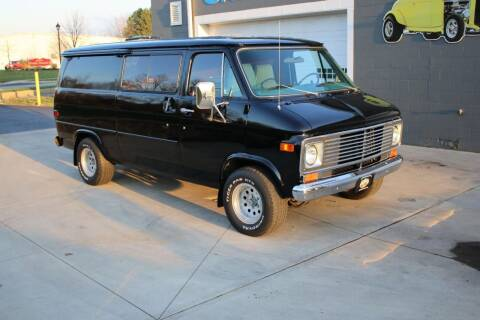 1977 Chevrolet Chevy Van for sale at Great Lakes Classic Cars in Hilton NY