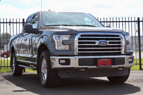 2016 Ford F-150 for sale at Avanesyan Motors in Orem UT