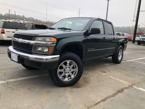 2005 Chevrolet Colorado for sale at Atlas Auto Sales in Smyrna GA