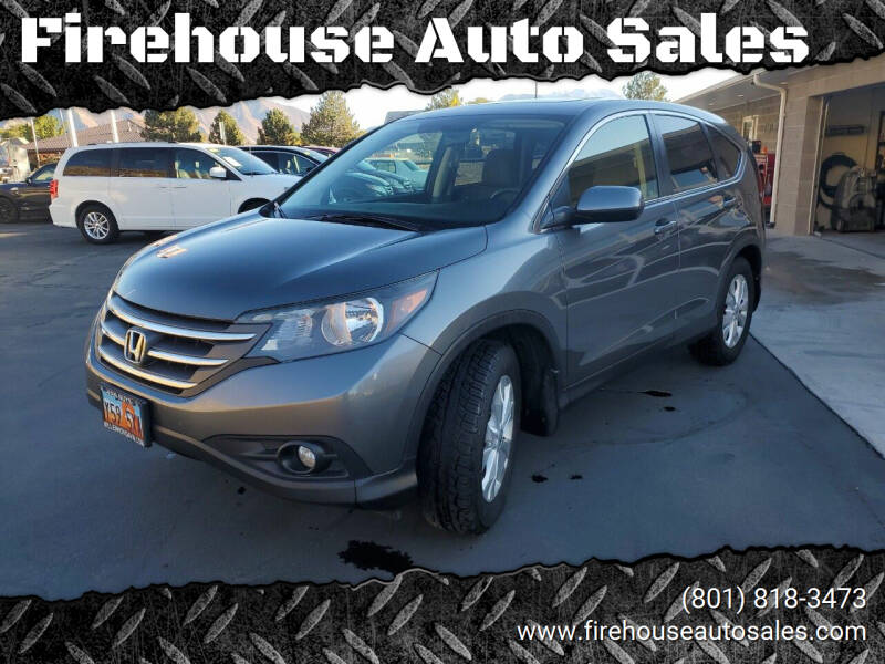 2012 Honda CR-V for sale at Firehouse Auto Sales in Springville UT