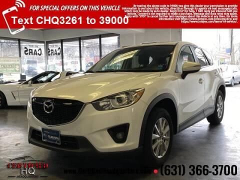 2015 Mazda CX-5 for sale at CERTIFIED HEADQUARTERS in St James NY