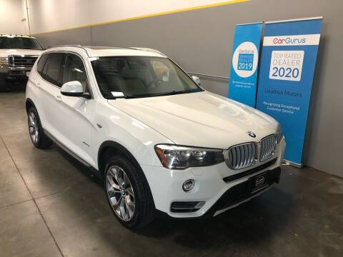2015 BMW X3 for sale at Loudoun Motors in Sterling VA