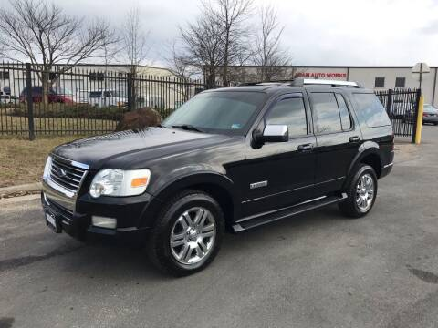2006 Ford Explorer for sale at Dreams Auto Group LLC in Sterling VA