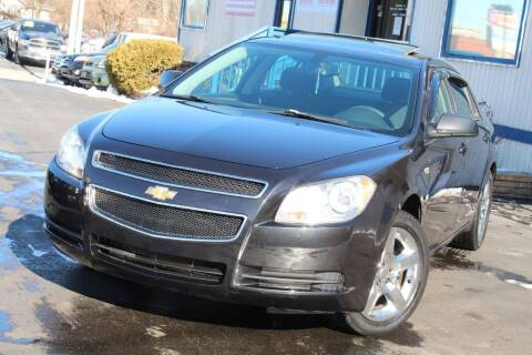2008 Chevrolet Malibu for sale at Dynamics Auto Sale in Highland IN