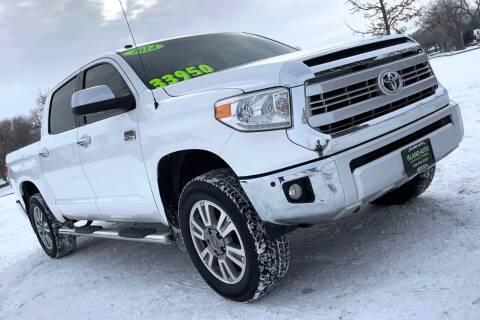 2014 Toyota Tundra for sale at Island Auto in Grand Island NE