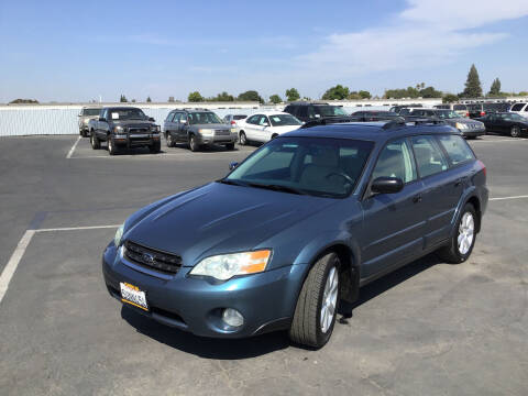 2006 Subaru Outback for sale at My Three Sons Auto Sales in Sacramento CA