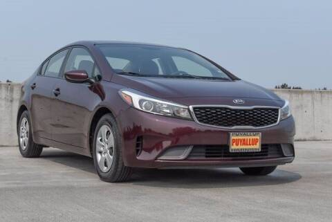 2017 Kia Forte for sale at Chevrolet Buick GMC of Puyallup in Puyallup WA