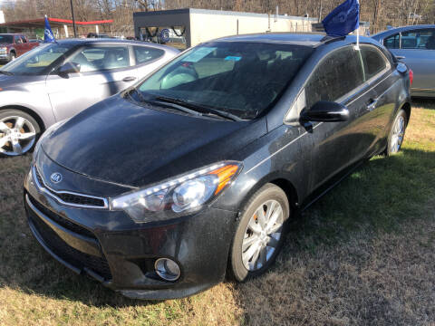 2014 Kia Forte Koup for sale at Car Guys in Lenoir NC