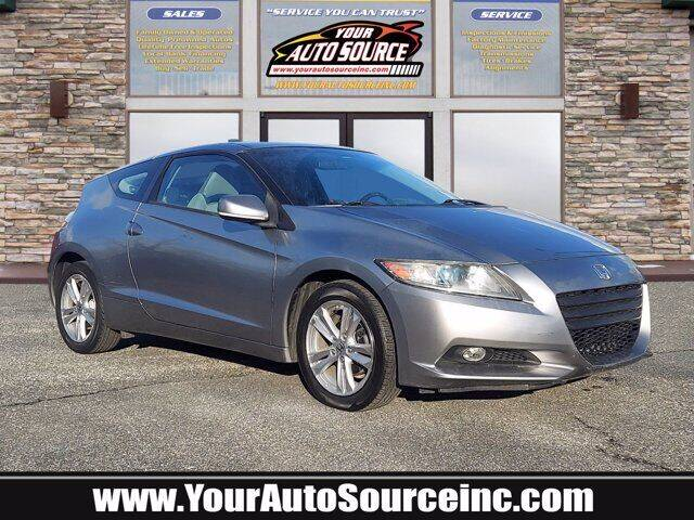 2011 Honda CR-Z for sale at Your Auto Source in York PA