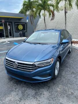 2019 Volkswagen Jetta for sale at YOUR BEST DRIVE in Oakland Park FL