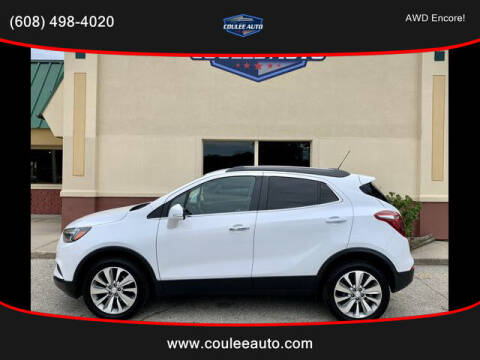 2017 Buick Encore for sale at Coulee Auto in La Crosse WI