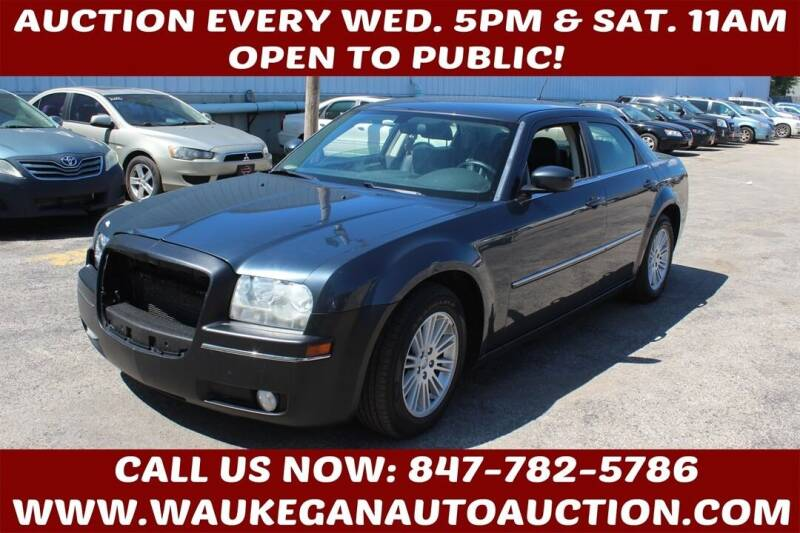 2008 Chrysler 300 for sale at Waukegan Auto Auction in Waukegan IL