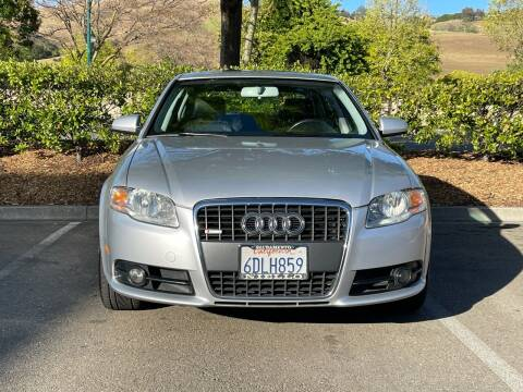 2008 Audi A4 for sale at CARFORNIA SOLUTIONS in Hayward CA