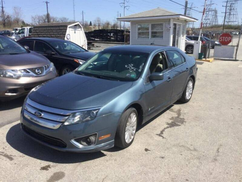 2012 Ford Fusion Hybrid for sale in Rockledge, PA