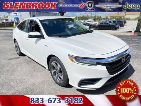 2019 Honda Insight for sale at Glenbrook Dodge Chrysler Jeep Ram and Fiat in Fort Wayne IN